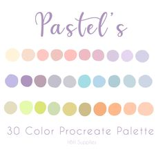 Color Schemes Colour Palettes, Pastel Colour Palette, Colour Pallette, Color Palate, Pastel Colours, Palette Pantone, Color Palette Challenge, Palette Art, Aesthetic Colors