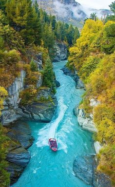 Shotover River, New Zealand 🇳🇿 What A Wonderful World, Beautiful World, Wonders Of The World, Places To Travel, New Zealand, Tumblr, Australia, River, Outdoor