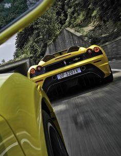 Ferrari 430 Spider Sports automobile - fine photo
