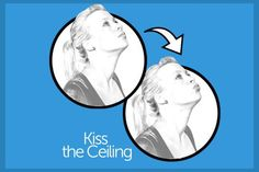 5 Moves To Reduce A Double Chin