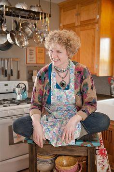 Christine Hoffman & her kitchen were featured in the Sep/Oct/Nov '11 issue of Where Women Cook | Photography by Richard Fleischman