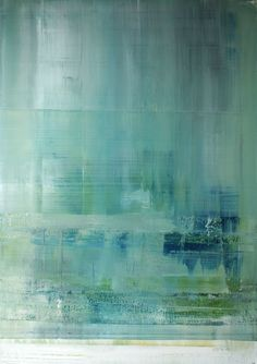 "Koen Lybaert; Oil, 2012, Painting ""abstract N° 335"""