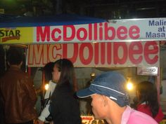 Get ready Jollibee and McDonalds - here comes McDollibee!