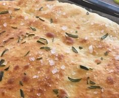 Focaccia Macaroni And Cheese, Food And Drink, Dairy, Ethnic Recipes, Fit, Mac And Cheese, Shape