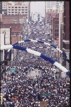 1985 Royals World Series Celebration