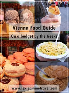 As one of the essential part whilst on our travels, I have decided to make a separate post about it. A Vienna Food Guide by us (the geeks) to share about different cultural and local foods that we have met whilst on our travel in Vienna. Austria Food, Austria Travel, Vienna Austria, Restaurant Bar, Vienna Restaurant, Vienna Guide, Vienna Food, Vienna Christmas, Christmas Markets