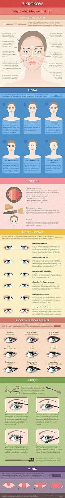 Make-up in a nutshell. Makeup Inspo, Makeup Inspiration, Beauty Makeup, Eye Makeup, Prom Makeup, Make Up Tricks, How To Make, Lipstick Tutorial, Essential Oils For Skin