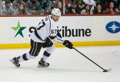 Nic Dowd Makes NHL Debut with the Kings - http://thehockeywriters.com/nic-dowd-makes-nhl-debut-with-the-kings/
