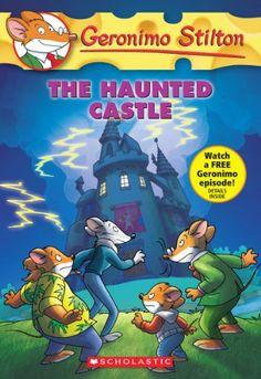 Bestseller Books Online The Haunted Castle (Geronimo Stilton, No. 46) Geronimo Stilton $6.99  - http://www.ebooknetworking.net/books_detail-0545103746.html