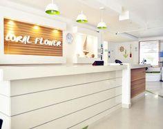 Hotel on vacation Coral Flower -Recepción