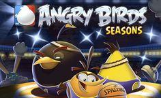 La NBA Llega a Angry Birds Seasons para iPhone, iPad y iPad Mini