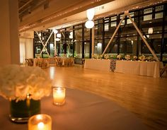 Greenhouse Loft is one of the most unique wedding venues in Chicago.