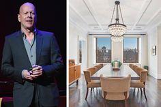 O interior do apartamento que o ator Bruce Willis colocou à venda (Foto: Getty Images/Divulgação)