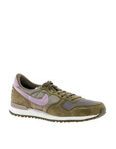 Nike Air Vortex Olive Sneakers Verde Oliva be91fe36ec