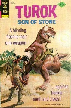 Turok, Son of Stone #103