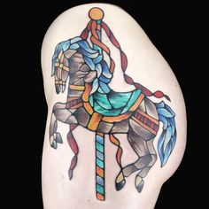 Check out this high res photo of Kruseman's tattoo from the Tattoo Do Over episode of Ink Master on Spike.com.