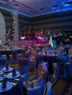 Decoración para eventos coorporativos y empresariales www.sharkpro.com.mx