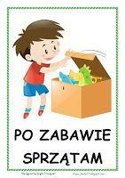 BLOG EDUKACYJNY DLA DZIECI: Kodeks przedszkolaka Montessori, Back To School, Kindergarten, Arts And Crafts, Lettering, Math, Children, Pictures, Diy