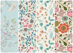 Spring flowers / Flores de primavera. Para llenar de color y vida nuestros móviles. Fondos de pantalla chulos para el móvil (3)