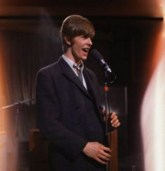 """March 1966, Wembley Studios in London with The Buzz, rehearsal for """"Ready Steady Go !"""" TV show"""