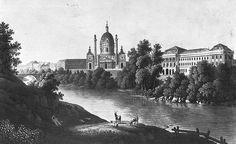"""Der Wiener Karlsplatz: Von der Aulandschaft zum """"Chaosplatz"""" [Seite 4] - Historisches Wien - derStandard.at › Panorama"""