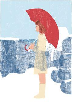Musings on Love  by Tatsuro Kiuchi, via Behance