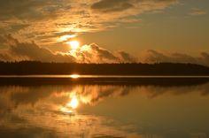 Semtember sunset