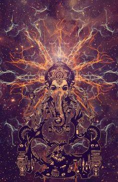 Ganesha (11 x 17)
