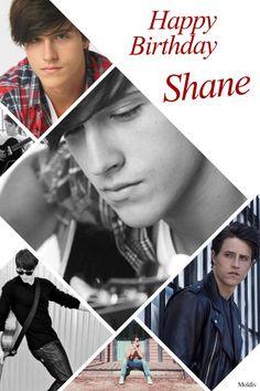 Happy Birthday Shane