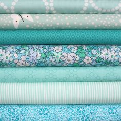 Caipiroska Bundle : Fat Quarters : Quilting Cotton