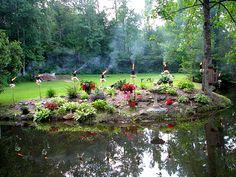 River Bend RV Resort at Lake Toxaway, North Carolina
