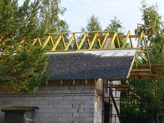 Budowanie domu na podstawie projektu Chatka z MG Projekt.  #projekt #chatka #mgprojekt