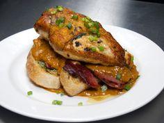 Chicken Cordon Bleu Plate