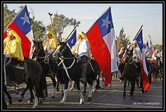 Quasimodo Festival Procession Pablo Neruda, Holy Week, 1 Place, Latin America, Priest, The Locals, Wildlife, Horses, History