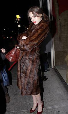 Kemp Muhl Fur Fashion, Fashion Outfits, Womens Fashion, Sexy Dresses, Dress Outfits, Kemp Muhl, Sean Lennon, Ellen Von Unwerth, Fur Coat