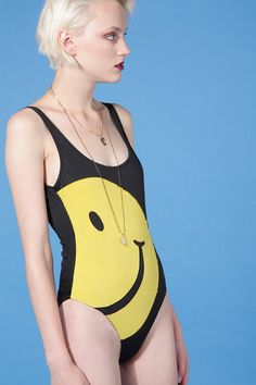 Vintage Iconic MOSCHINO Smiley Face convertible by ClaireInc