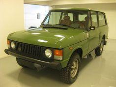 Land Rover Range Rover CLASSIC 3-Doors Vollleder H-ZULASSUNG Oldtimer, Benzin, € 15.000,- in Hamburg