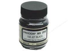 Procion MX Dye - 150 Jet Black