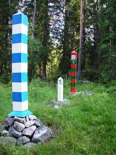 Border - Finland Russia