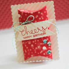 Easy Gift Card Holder/Party Favor