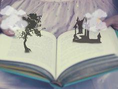 Books come to life.
