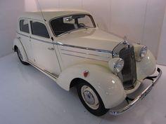 Mercedes-Benz 170 S-D - 1954