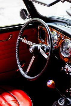 1961 Triumph w/ Engine Audio Clips British Sports Cars, Classic Sports Cars, Classic Cars, Tr 4, Ants, Cars And Motorcycles, Vintage Cars, Restoration, Engineering