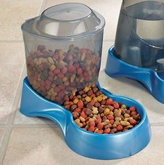 Automatic Feeder For Cats Or Dogs, Feed Pets At Home Or Away On Trip, Continuous
