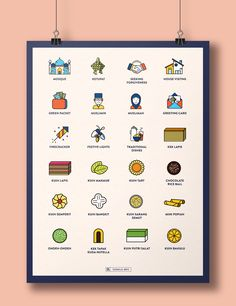 Hari Raya Aidilfitri — Print/Merchandise Set on Behance Christmas Graphic Design, Ramadan Lantern, Eid Cards, Graphic Design Brochure, Best Icons, Ramadan Decorations, Mobile Design, Name Cards, Design Reference