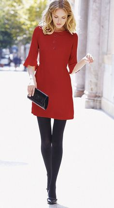 Simple but gorgeous professional work dresses ideas 45