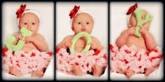 Christmas Baby Photography ~ JOY