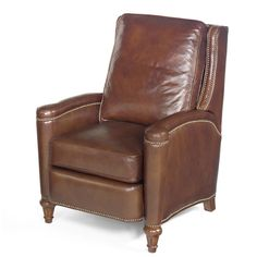 Hooker Furniture has been an industry leader for quality bedroom sets, dining room sets, living room furnishings, and home office furniture for over 90 years. Hooker Furniture, Leather Furniture, Living Room Chairs, Living Room Furniture, Furniture Mattress, Leather Sofas, Chaise Chair, Leather Recliner Chair, Recliner Chairs