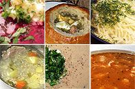 Polish Food & authentic Polish Recipes —  100 Best foods from Poland