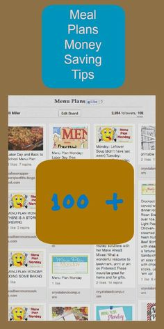 100+ Resources For Meal Planning by Luschka van Onselen in Misc on 26 May, 2013 at 1:00 pm